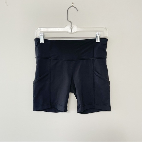 Lululemon running shorts fitted